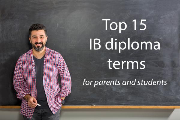 Родители, тези 15 термина са едни от най-важните за IB diploma.