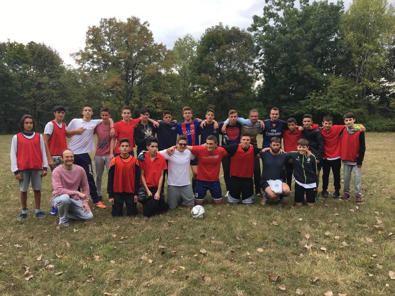 Спортен дух в Международно училище Златарски