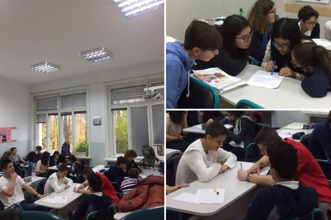Олимпиада по Култура и Цивилизации в Международно училище ЗЛАТАРСКИ