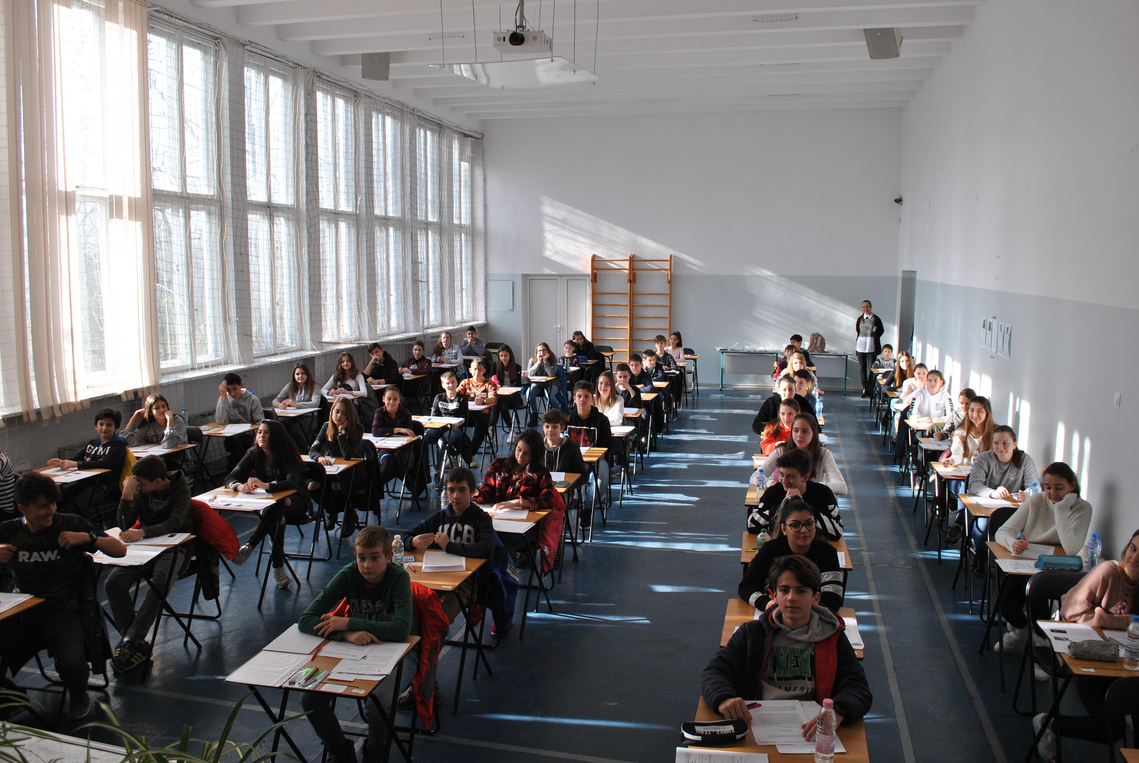 Резултатите от приемния изпит в Международна гимназия Златарски
