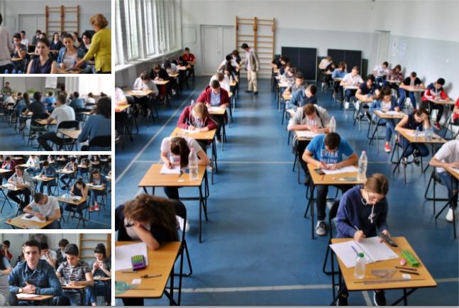 Обявяване на резултатите от приемния изпит: 18 април 2019