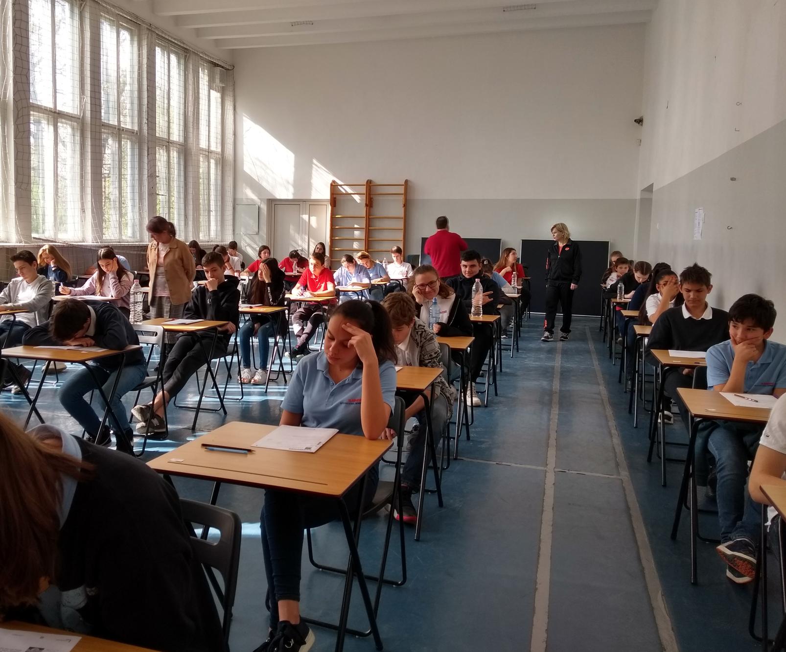 Cambridge Checkpoint изпити в края на 8 клас за учениците на Международна гимназия Златарски