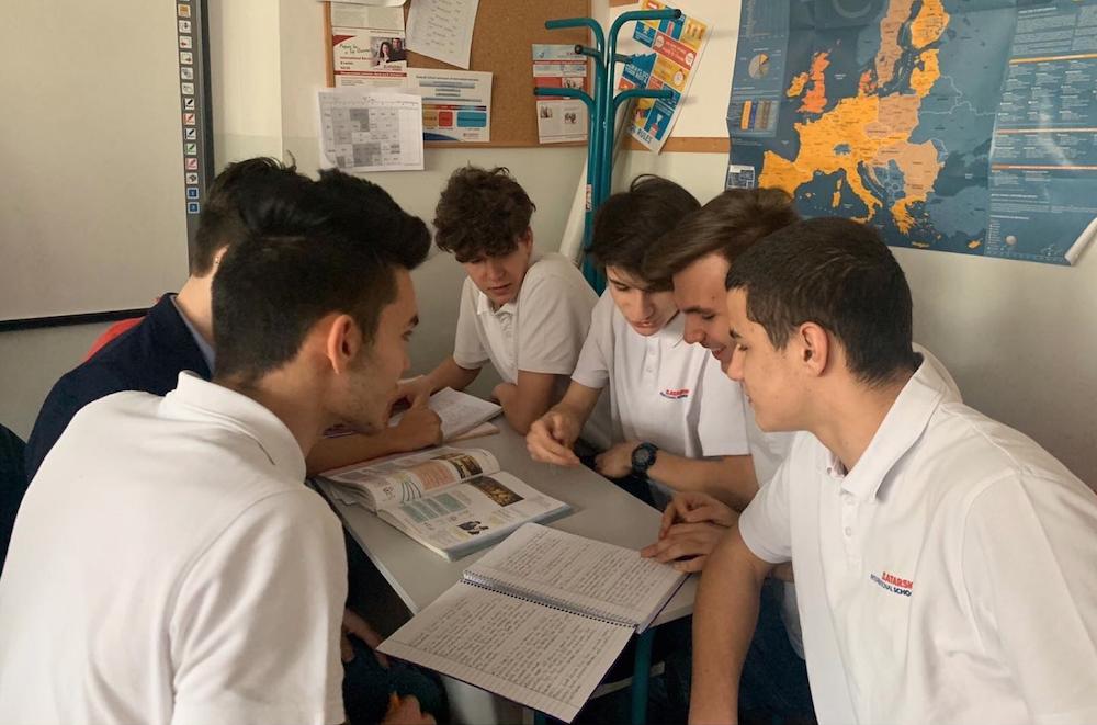 Global Perspectives Week в Международно училище Златарски