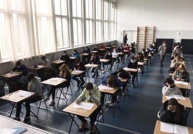 Учениците от 8. клас защитават знанията си на Cambridge Checkpoint